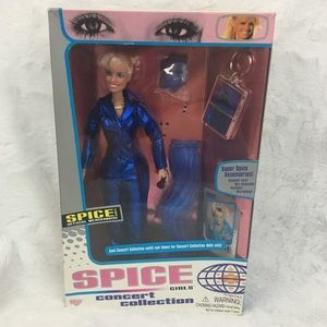 VINTAGE Spice Girls Baby Spice Concert Collection